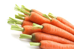 新鲜的红萝卜 库存图片