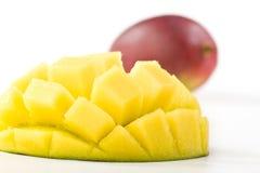 新鲜的芒果 库存图片
