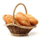 新鲜的芬芳面包 免版税图库摄影