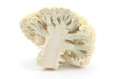 新鲜的花椰菜圆白菜菜 库存图片