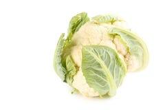 新鲜的花椰菜 免版税库存图片