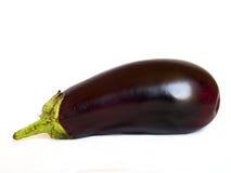 新鲜的茄子 免版税库存照片