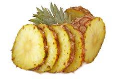 新鲜的菠萝 图库摄影