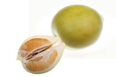 新鲜的葡萄柚 库存照片