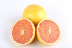 新鲜的葡萄柚 库存图片