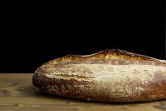 新鲜的葡萄酒面包 免版税库存图片