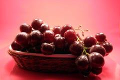 新鲜的葡萄 库存照片