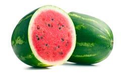 新鲜的西瓜 库存图片