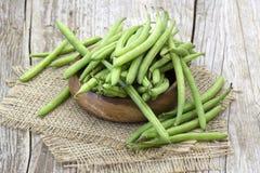 新鲜的豆 免版税库存图片