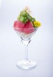 新鲜的金枪鱼-日本烹调 库存图片