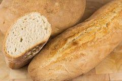 新鲜的面包 免版税图库摄影