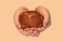 新鲜的面包 库存照片