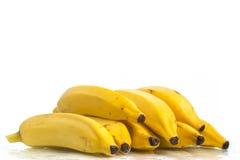 新鲜的香蕉果子 图库摄影