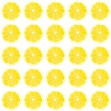 新鲜的黄色柠檬摄影样式 库存照片