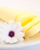 新鲜的黄油 免版税库存照片