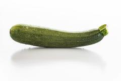 新鲜的绿皮胡瓜 免版税图库摄影