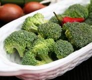 新鲜的brokkoli 免版税图库摄影