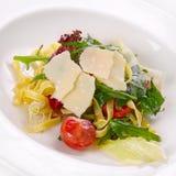 新鲜蔬菜沙拉 图库摄影