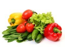 新鲜蔬菜 免版税库存照片