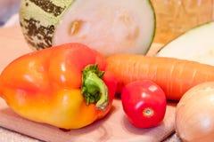 新鲜蔬菜 库存照片