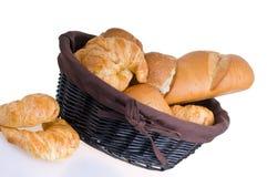 新鲜被烘烤的面包 库存照片