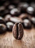 新鲜豆的咖啡 免版税库存照片