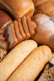 新鲜面包静物画 免版税图库摄影