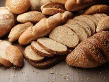 新鲜面包 免版税库存图片