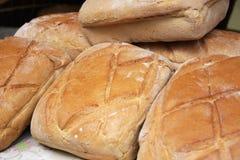 新鲜,开胃面包 免版税库存照片