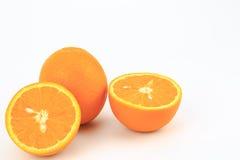 新鲜水果桔子 库存图片