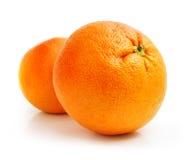 新鲜水果葡萄柚查出的白色 库存照片