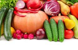 新鲜水果蔬菜 免版税图库摄影