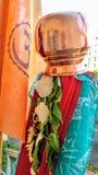 新年印度节日  免版税库存照片