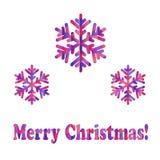 新年和圣诞节设计 图库摄影