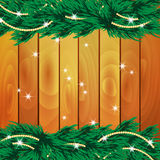 新年和圣诞节设计 免版税图库摄影
