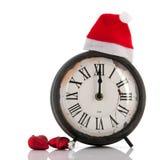 新年和圣诞节 库存照片
