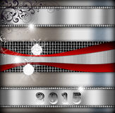 新年度2015年 免版税库存图片