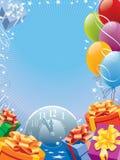 新年度 免版税库存图片