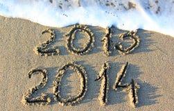新年快乐 免版税库存图片