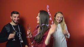 新年朋友党 股票视频