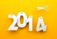新年来临 免版税库存图片