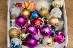 新年的装饰品 图库摄影