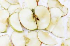 新年苹果用蜂蜜 图库摄影