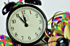 新年除夕 免版税库存图片