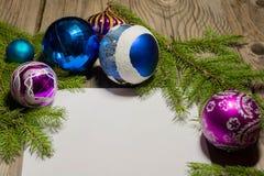 新年` s和圣诞节10 免版税库存图片