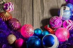 新年` s和圣诞节18 库存图片