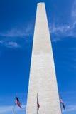 方尖碑华盛顿特区 库存照片