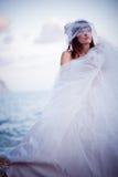 方式婚礼 免版税库存照片