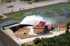 洪水方式 图库摄影