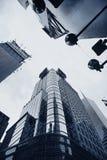 方形时期 城市纽约 免版税库存图片